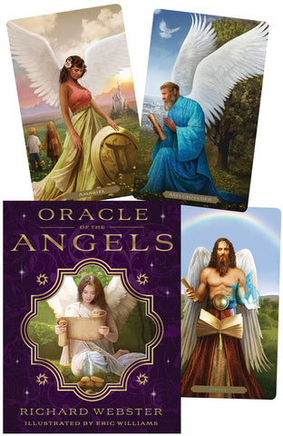 Oracle of the Angels Deck by Richard Webster