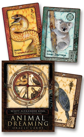 Animal Dreaming Oracle Deck