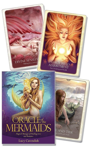 Oracle of the Mermaids Card Deck