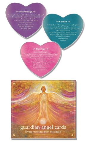 Guardian Angel Cards by Toni Carmine Salerno
