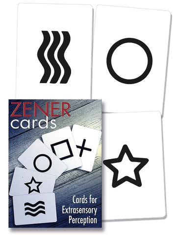 Zener Cards By: Pierluca Zizzi