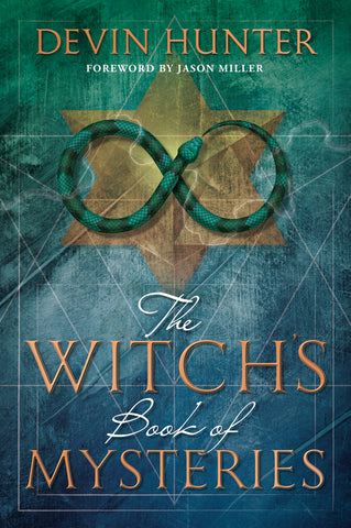 The Witch's Book of Mysteries By:	Devin Hunter