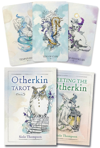 Otherkin Tarot by: Siolo Thompson