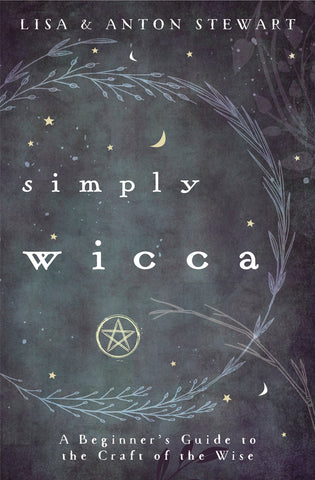Simply Wicca By Lisa, Anton Stewart