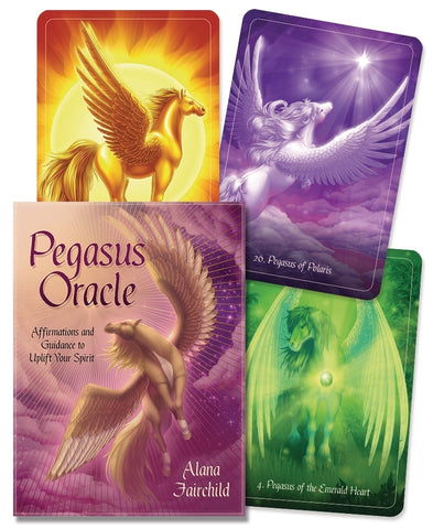 Pegasus Oracle Set by Alana Fairchild
