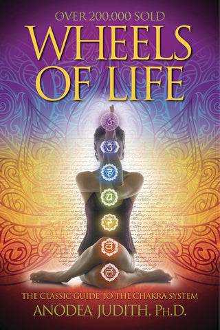 Wheels of Life A User's Guide to the Chakra System by Anodea Judith