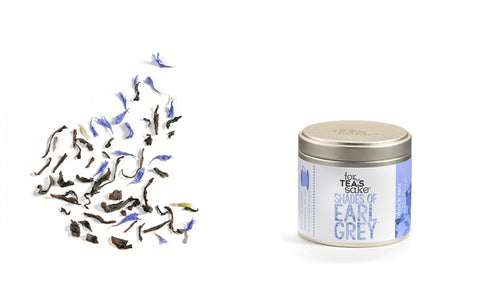 For Tea's Sake Shades of Earl Grey Black Tea Blend