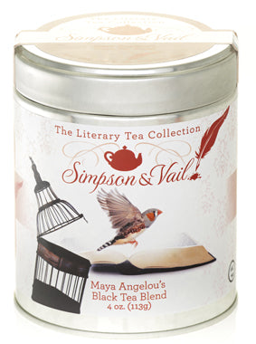Maya Angelou's Black Tea Blend