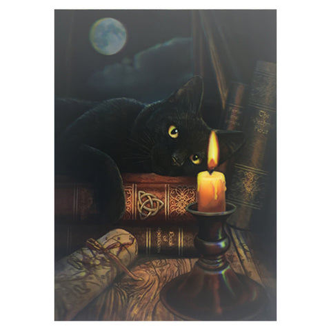 Witching Hour 3D Art Print