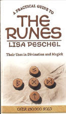 Practical Guide To The Runes book by Lisa Peschel - Cast a Stone