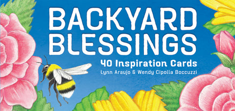 Backyard Blessings: 40 Inspiration Cards