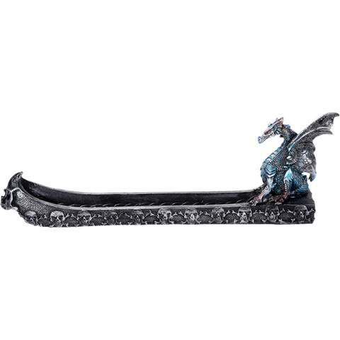 Blue Dragon Incense Burner