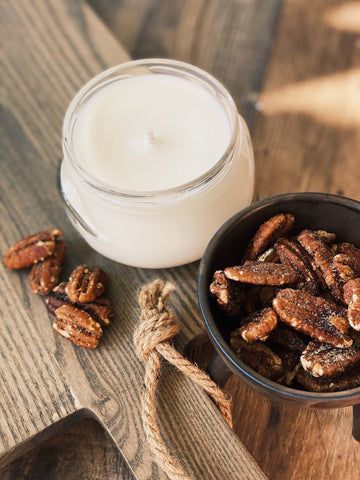 Candied Pecans Candle 6oz