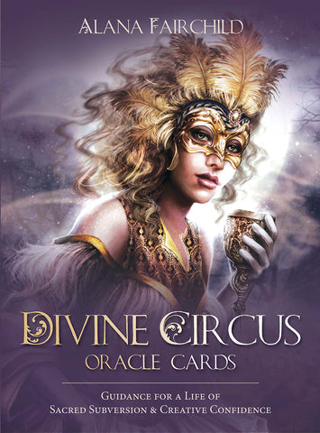 Divine Circus Oracle Cards Deck