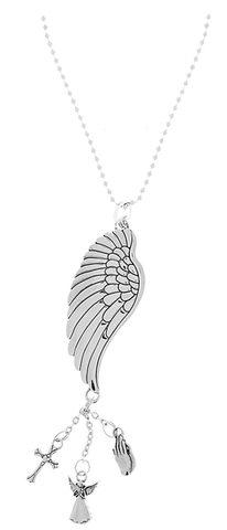 Car Charm - Angel wing