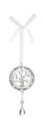 Tree of Life Suncatcher Ornament