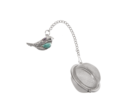 Charming Tea Ball Infuser - Bird