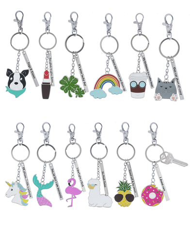 Humor Key Rings