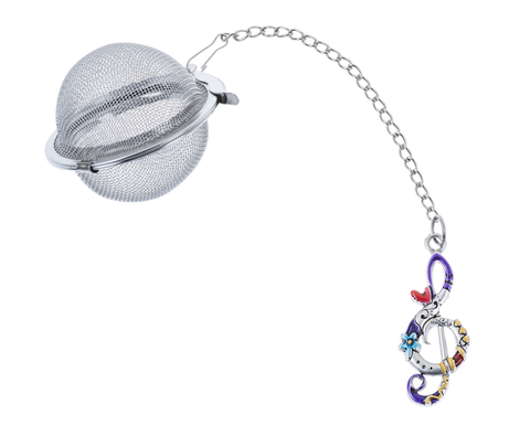 Charming Tea Ball Infuser - Music Note
