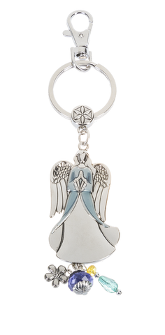 Angel Key Ring