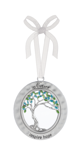 Tree of Life Ornament - Nurses Inspire Hope