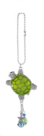 Car Charm - Lucky Turtle