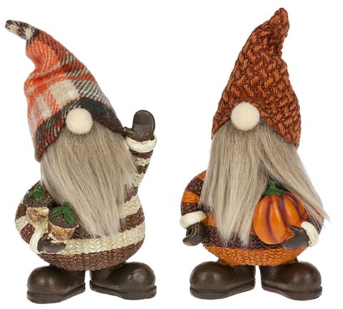 Fall Gnome Figurine