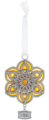 Ornament - Heart Chakra- I Feel