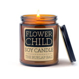 Flower Child Soy Candle 9oz