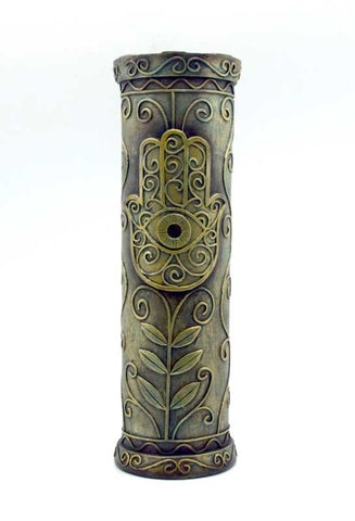Hamsa Tower Incense Burner