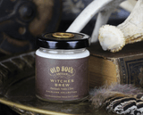 Witches Brew Soy Candle - Witchcraft Folklore Inspired 4 oz