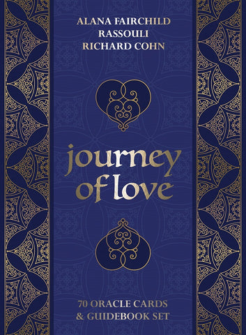 Journey of Love Oracle Deck by Alana Fairchild