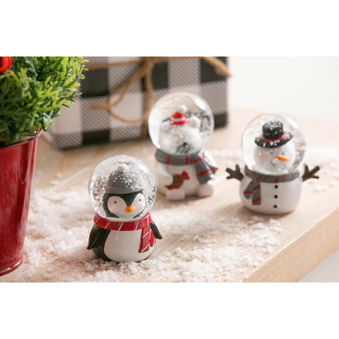 Mini Snow Globe 3 styles