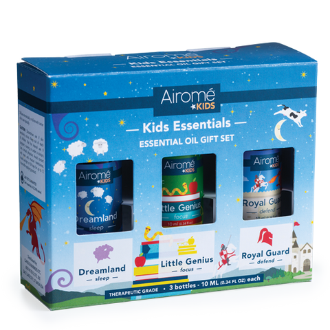 Kids Essential Oil Aromatherapy Gift Set