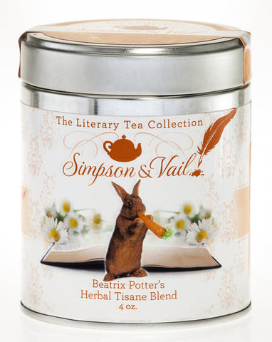 Beatrix Potter's Organic Herbal Tisane Blend