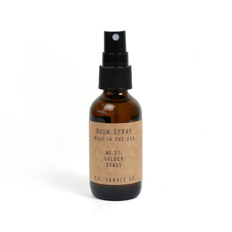 NO. 21: GOLDEN COAST - ROOM SPRAY - Cast a Stone