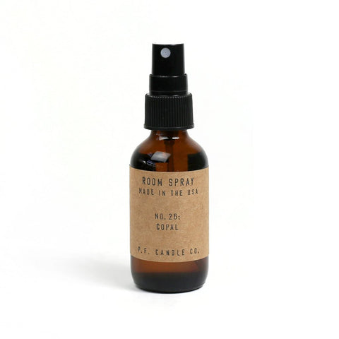 NO. 26: COPAL - ROOM SPRAY - Cast a Stone