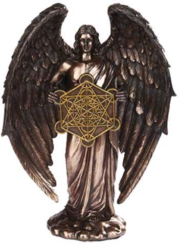 "Metatron Angel 10"" Statue"