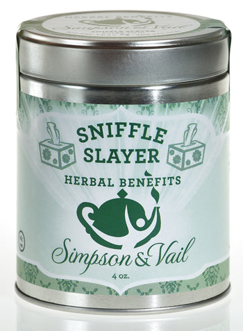 Sniffle Slayer - Herbal Wellness Tea