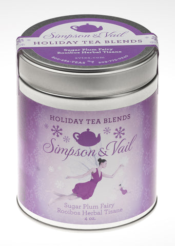 Sugar Plum Fairy Rooibos Tea