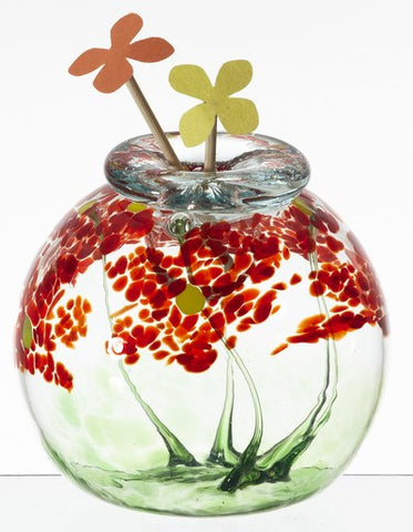 "Blossom Scents 4"" Sitting Diffuser - Just Because"