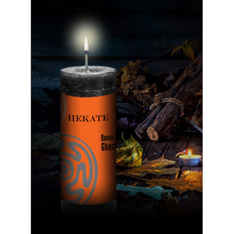 Hekate - Queen of the Ghosts Limited Edition Candle