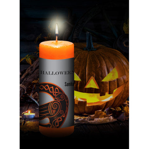 Halloween - Samhain Limited Edition Candle