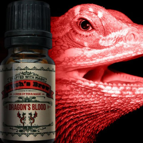 Dragon's Blood - Witch's Brew Oil