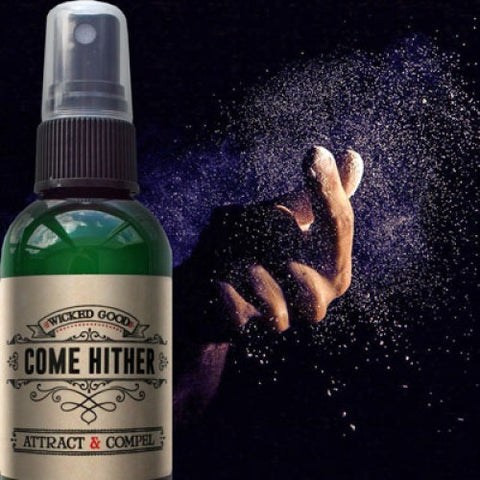 Come Hither Spray: Attract and Compel - Cast a Stone