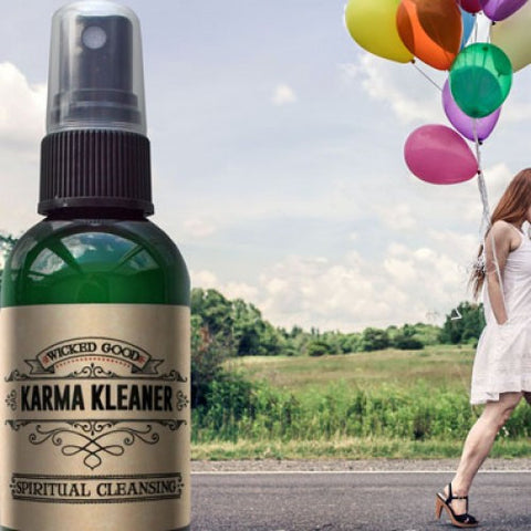 Karma Kleaner Spray: Spiritual Cleansing