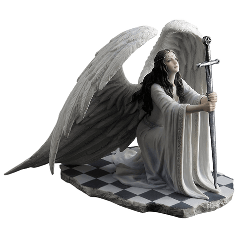 The Blessing by Anne Stokes Angel Statue