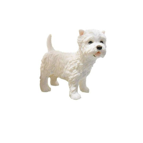 West Highland White Terrier Figurine