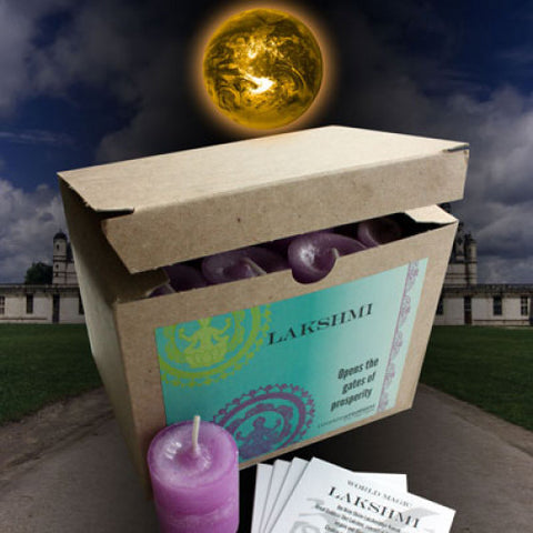 Lakshmi - World Magic Votive
