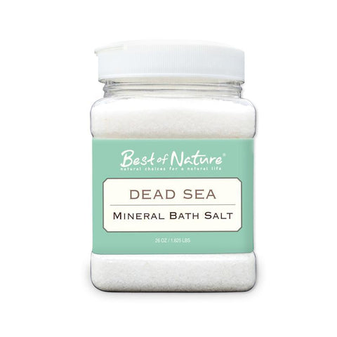 Dead Sea Mineral Bath Salt – 26 oz
